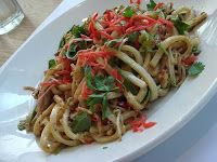 Nice Buns: Wagamama's Ginger Chicken Udon