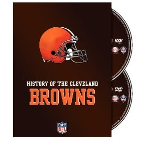Cleveland Browns History DVD