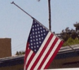 why are flags at half mast today in california