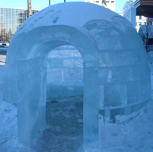 how to make ice sculptures