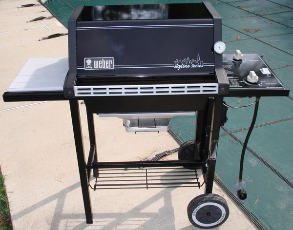 i restore rehab recycle refurbish used previously owned weber lp propane u0026 ng gas grills to save them from landfills and