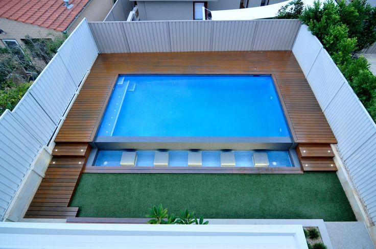 Get that custom designed infinity pools in Perth and create a visual effect of the water extending  into the horizon with just one click:
