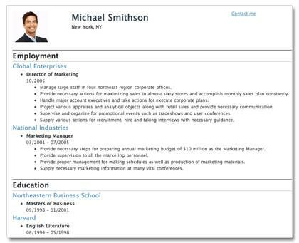 The 25+ best Free online resume builder ideas on Pinterest - online resume builders