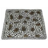 Animal print scarf <3.