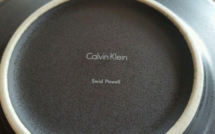 CALVIN KLEIN Stoneware Swid Powell Saucer Earth Matte 6.5\  Plate Candle Holder* Swid Powell Pattern by NikkoChikko on Etsy | Shop Our Pins! | Pinterest & CALVIN KLEIN Stoneware Swid Powell Saucer Earth Matte 6.5"|736|460|?|en|2|4109d4e00d1159d3a9d8a0f10ad4f41d|False|NSFW|0.3169000446796417