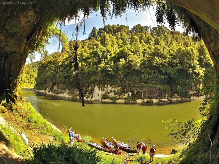 Atamarie...thinking of better days, as summer vibes have ebbed away! We can now start to look forward to our next sun-filled adventure? What would make you smile? An adventure down the amazing #Whanganui #river with your own local tour guide Charles Ranginui? Tell us your #nzmustdo plans by July 31 and be in draw to win a FREE tour! T & C apply www.koruenterprises.com.au  Photo: Charles Ranginui