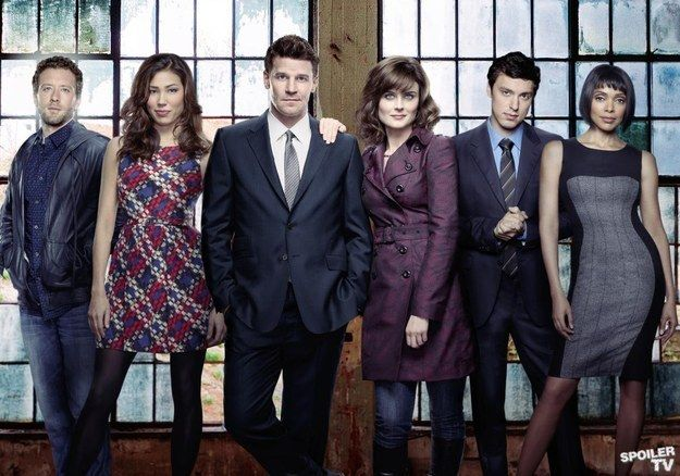 16 Stories From People Whose Lives Were Improved By Tv Bones Bones Tv Show Bones Tv Series