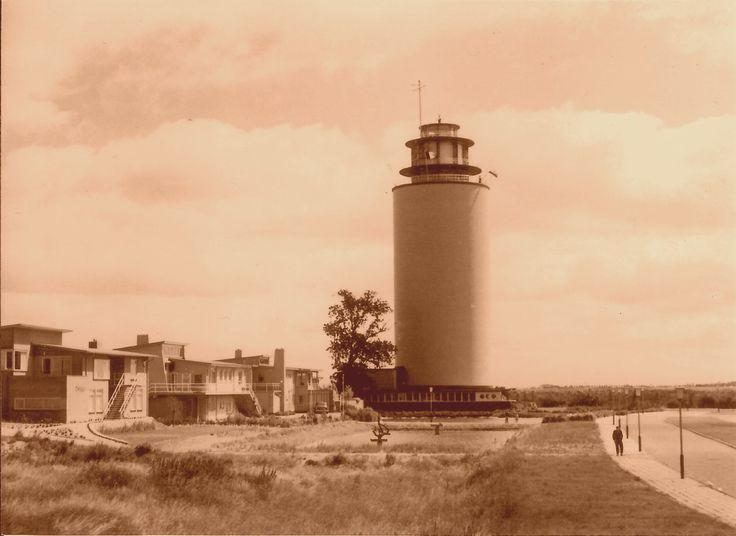 Watertoren zomer 1955 Terneuzen