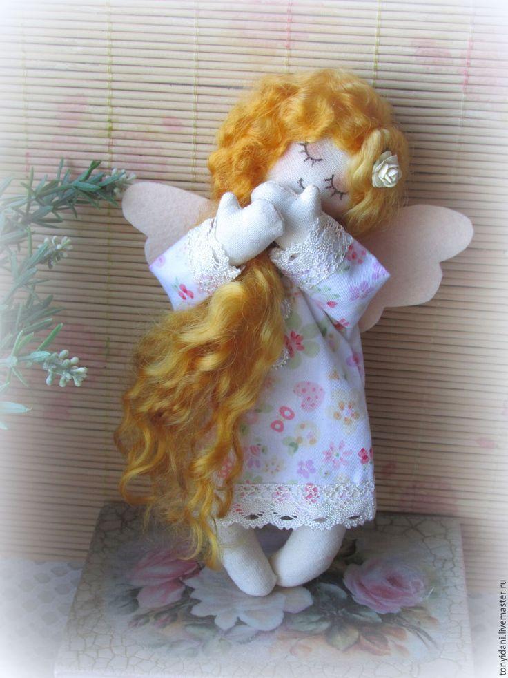 Купить Маленькие ангелочки - ангелочек, ангел, ангел-хранитель, ангелы, ангелочки, ангел снов, хлопок