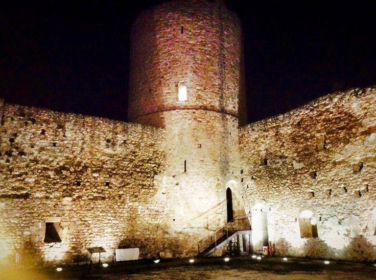 Salemi's Castle Sicily TP / Castello di Salemi Sicilia