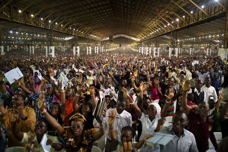 Life in Lagos: The Deafening Roar of Big Religion by Robin Hammond