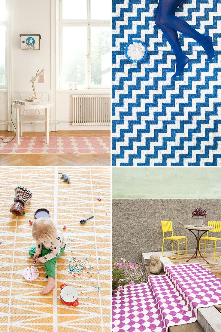 Las nuevas alfombras de vinilo - Ebom