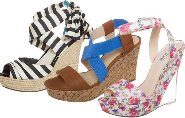 Wedges perfect for summer/ Sleehakken perfect voor de zomer || Vrouwonline.nl