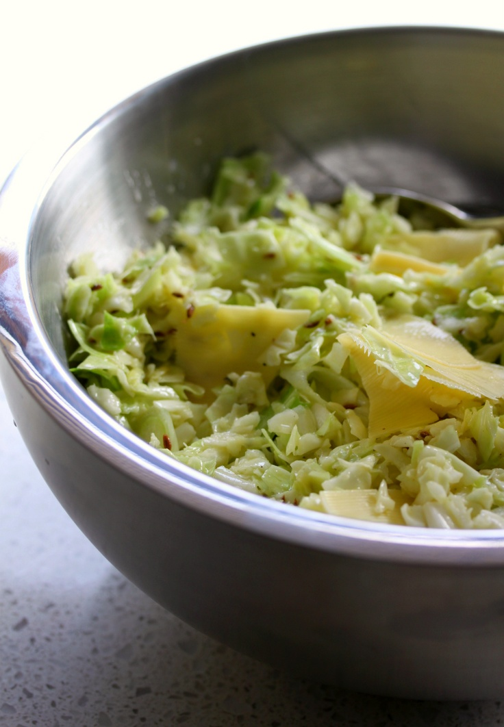 Dutch cabbage salad.  Looking forward to trying this one - thank you Tenina