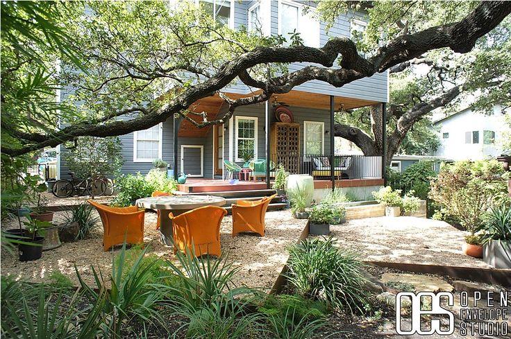 Open Envelope Studio, Austin | Outdoor design, Landscape