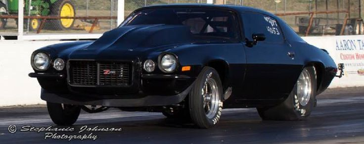 Monza 1972 Camaro Rally Sport – 598 Cubic Inch Big Block Chevy Engine – 2 Monte Smith Custom Flowed Nitrous Foggers – PTC Powerglide Transmission and Converter