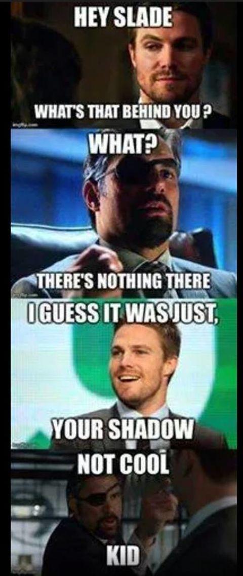 The Best Arrow Memes So Far   moviepilot.com