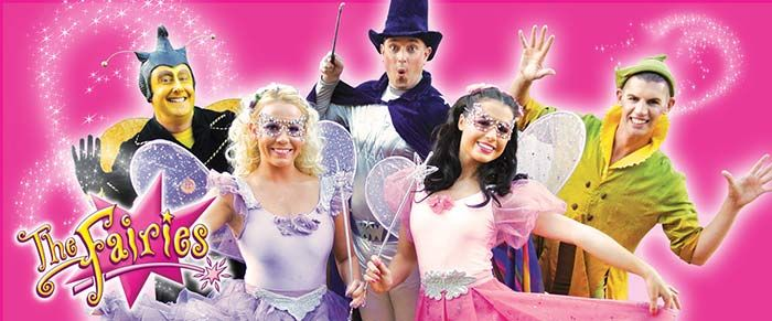 Join the Fairies on their 'Jump Jump Star' Tour as they Tour VIC, NSW & SA this October