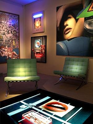 Salon des Antiquaires (c) Patrick Berlan