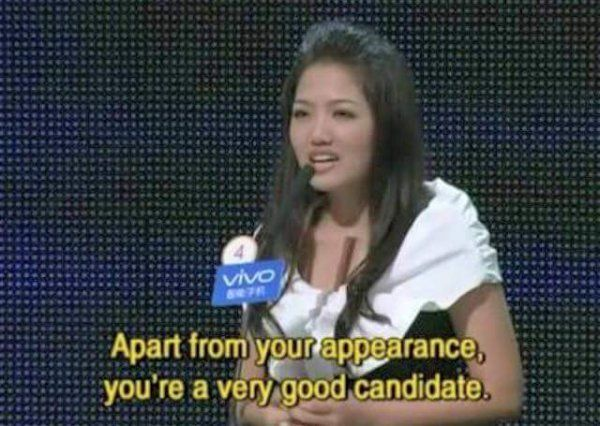 12 Seriously WTF Quotes From This REAL Chinese Dating Show #funnypic.twitter.com/trmnfSjtIg http://ibeebz.com