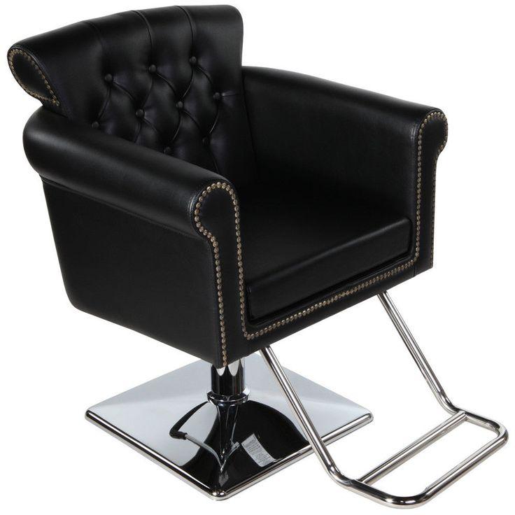 New Beauty Salon Equipment Vintage Hydraulic Hair Styling Chair SC-06