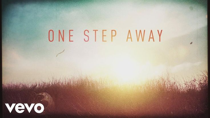Casting Crowns - One Step Away (Official Lyric Video)