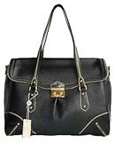 Louis Vuitton Suhali Leather L Absolu M95848 Black