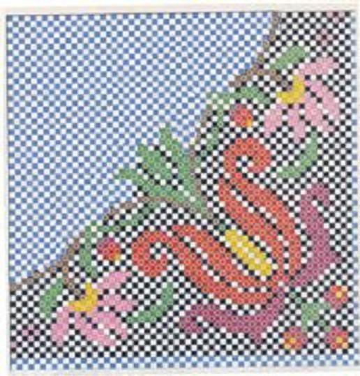 Makramee Blumenel 263 besten xadrez bilder auf geschirrtuch spitze und