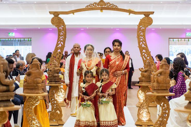 Tamil Wedding Photography London - Adams Photo Art Photography