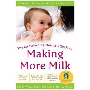 how to get your breast to produce more milk