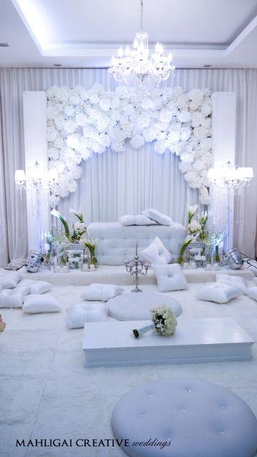 all white by MC Wedding