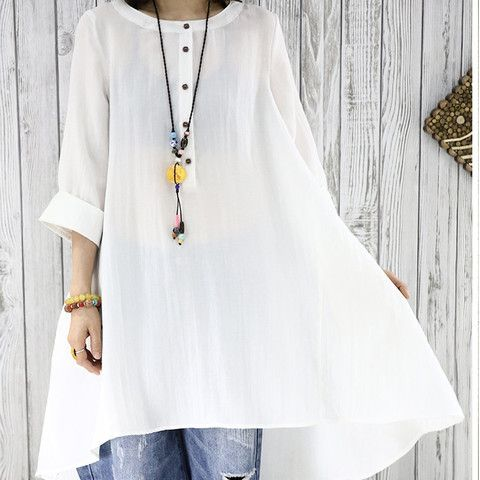 Women summer loose dress