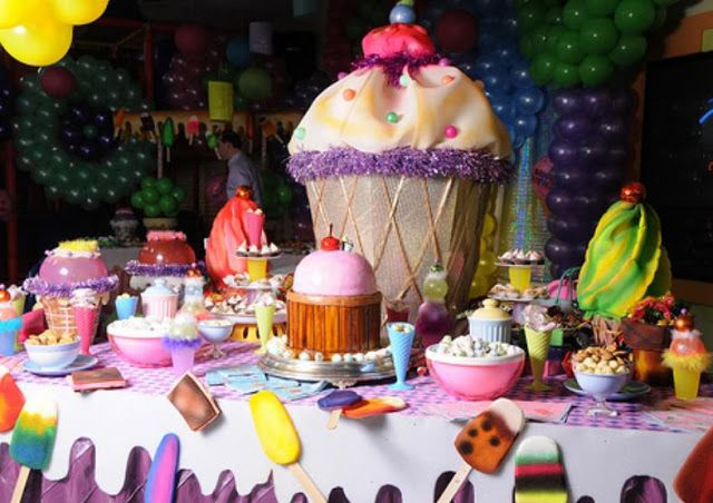 Ice cream party - Pesquisa Google