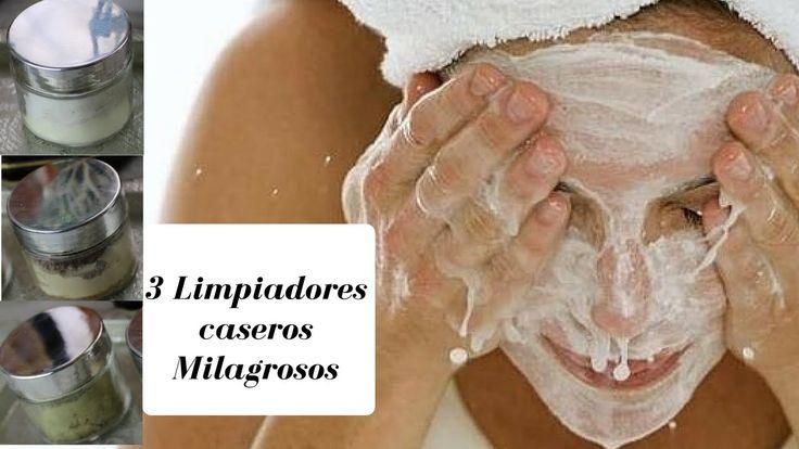 3 LIMPIADORES FACIALES PARA VERTE HERMOSA - Maya Belleza de la India