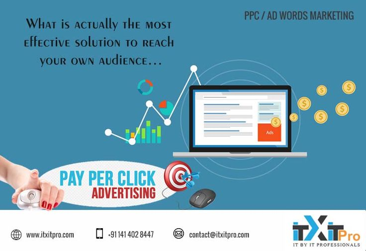 """Pay Per Click Advertising an Effective Way to Increase your Online Sales Quickly.                   Create Relevant Keywords & Ad Groups Test Ads & Keywords Use Reporting Tools to Measure Results Refine Campaigns & Keep What Works""  #PPC #SEO #SMO #ORM."