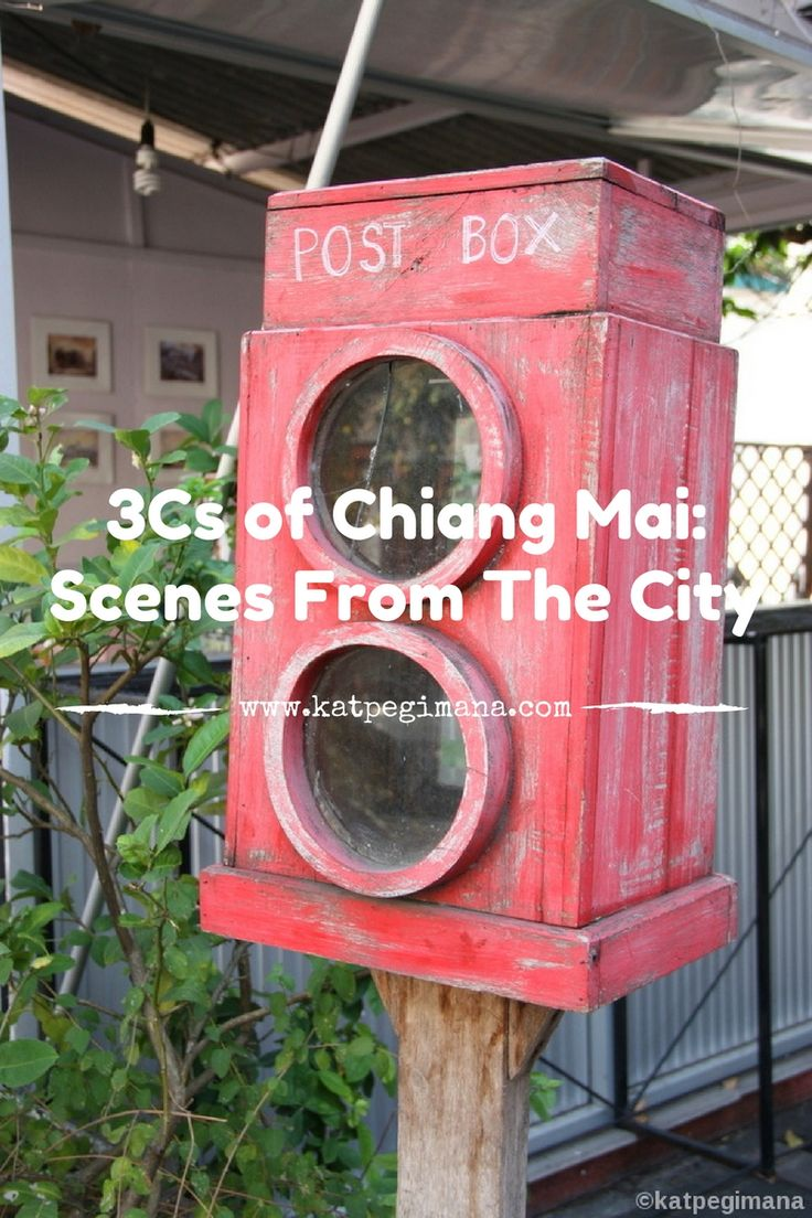 3Cs of Chiang Mai: colourful and cute, convenience and coffee culture!