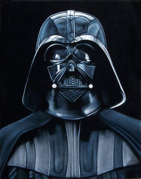 Star Wars - Darth Vader by Bruce White