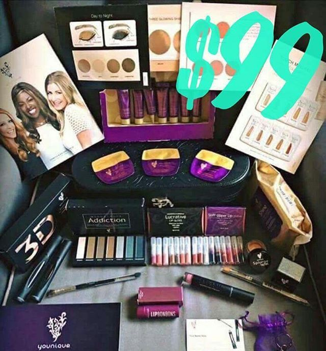Did you know you could order this kit then never have to do another thing!....Yes!!! No fees! No stock! Just an awesome kit of makeup for less than half of its value!! 😋  Oh...and yeah could always build an empire if you wanted to!! #makeup #dream #dreamteam #beautytips #stayathomemom