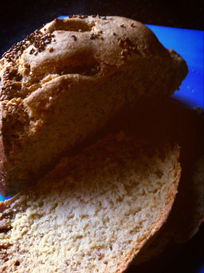 Artisan Bread - gluten/dairy/yeast/sugar free
