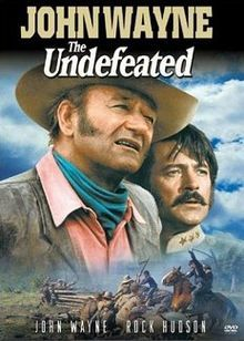 The Undefeated (1969) After the Civil War, ex-Union Colonel John Henry Thomas and ex-Confederate Colonel James Langdon are... (119 mins.) Director: Andrew V. McLaglen. Stars: John Wayne, Rock Hudson, Antonio Aguilar, Roman Gabriel
