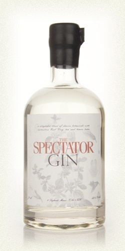 Spectator Gin ginfusion