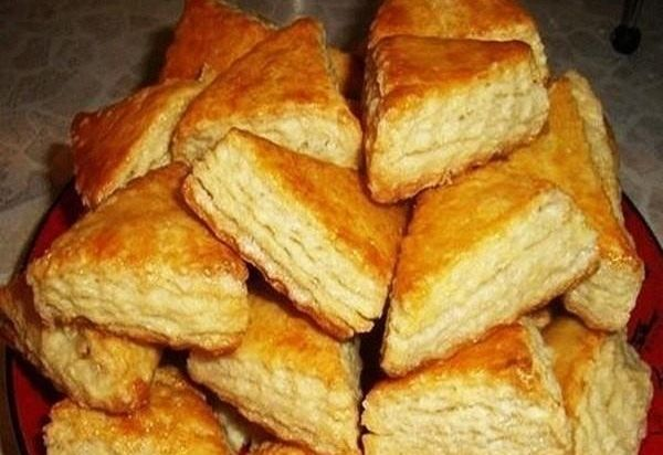Печенье на кефире, от которого гостей не оттянуть! | NashaKuhnia.Ru