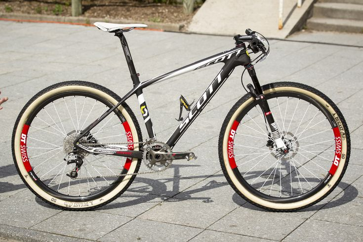 Oh my.  Look at the style on this.  650B wheel size.