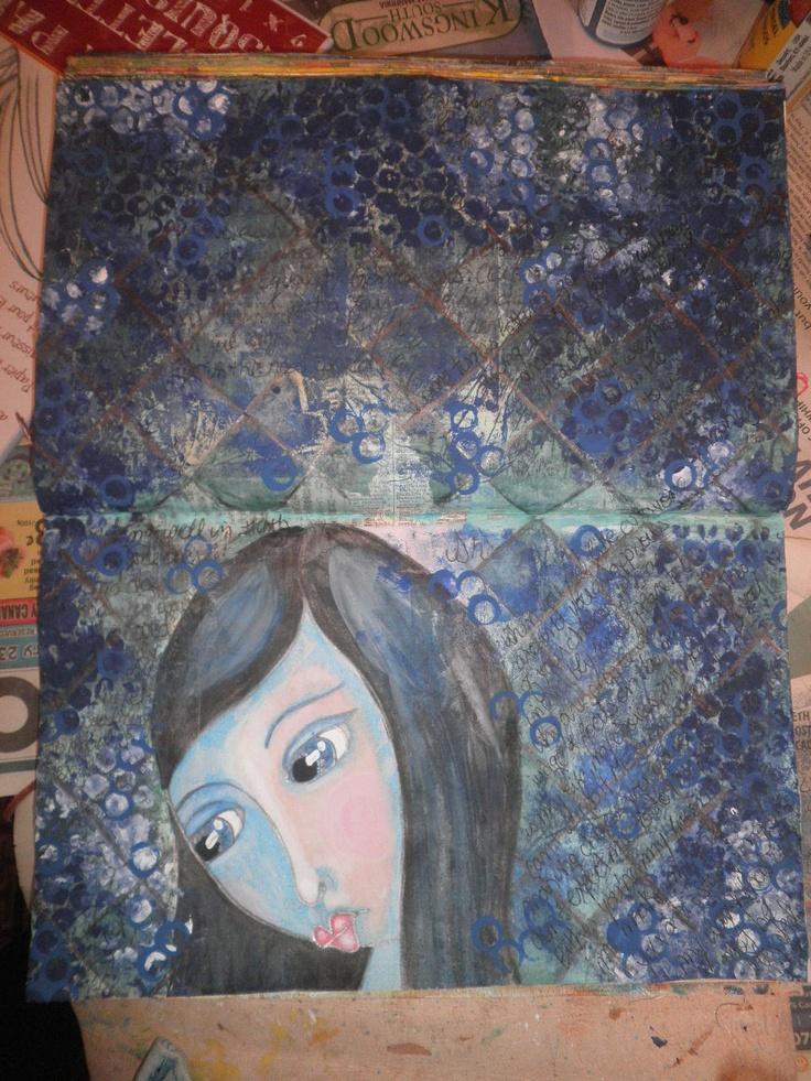 Blue by Jackie Peniuk