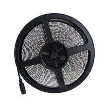 Stænktæt LED Strip 5 meter - 4.8w/m, 60 led/m - Vælg farve