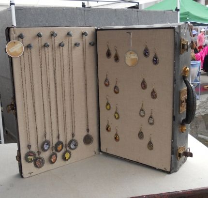 Craft Fair Booths Markers