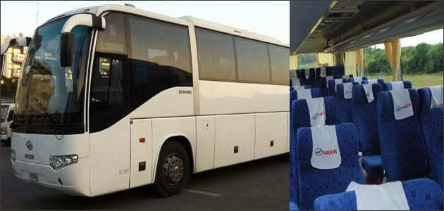50 Seater Luxury Bus Rental In Ras Al Khaimah 35 Seater Luxury