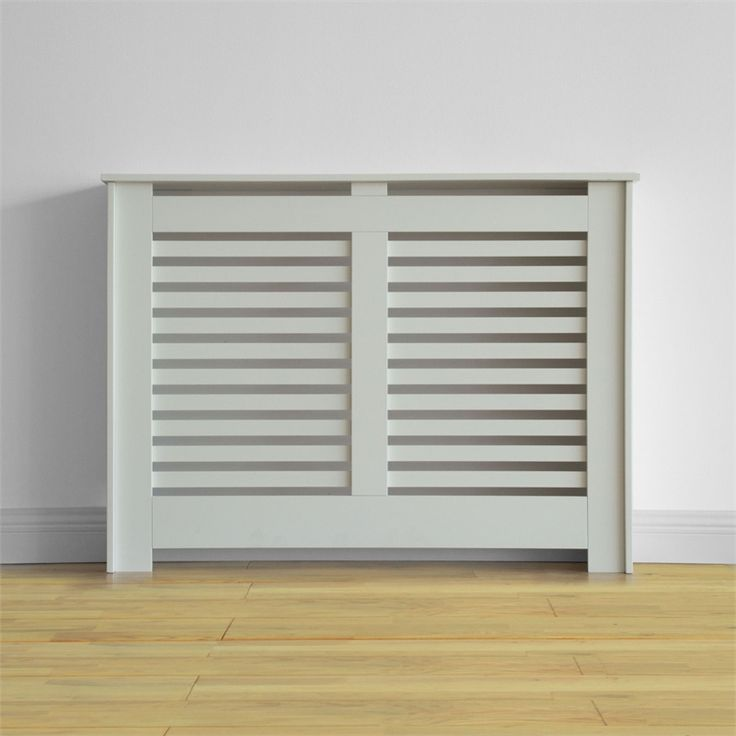 Find Virginia Radiator Cabinet Cover - Smooth White - (W)117.6 x (H)87.8 x (D)20.3cm at Homebase. Visit your local store for the widest range of bathrooms & plumbing products.
