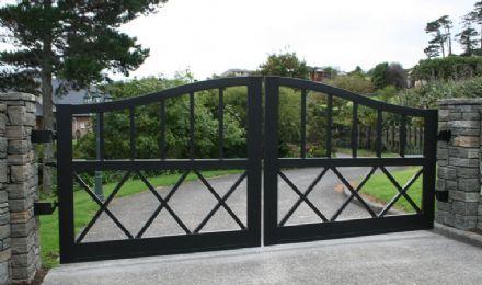 Driveway Gates | Swing Gates | Sliding Gates | Cantilever Gates | Custom Gates |Auckland | NZ - Bulldog Solutions