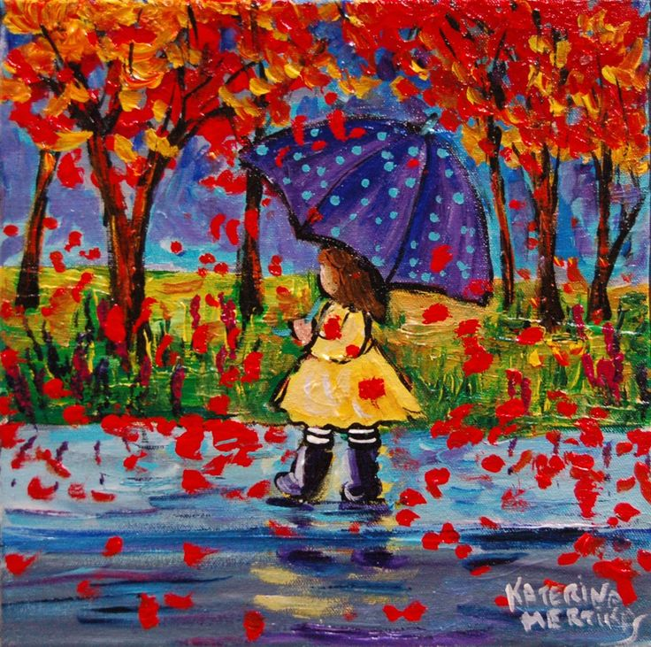 View and buy this Acrylic on Canvas Painting by Katerina Mertikas